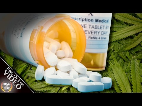 Big Pharma Terrified That Medical Marijuana Will Kill Their Deadly Opioid Business
