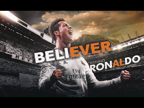 Cristiano Ronaldo ● Believer ft.Imagine Dragons ● Crazy Skills & Goals 2017/2018