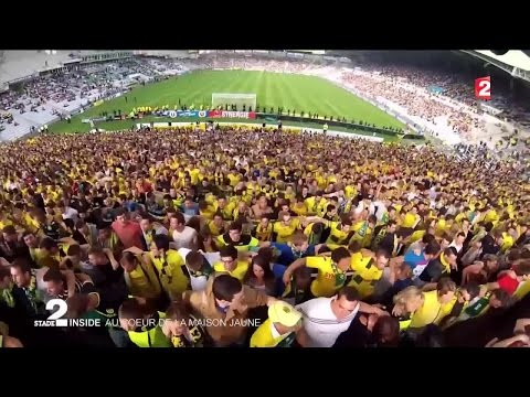 Trois jours dans les coulisses du FC Nantes