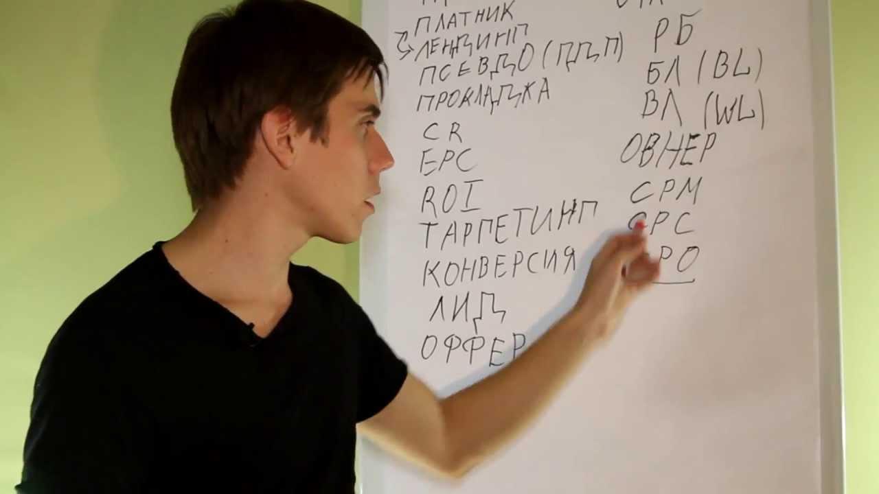 Арбитраж трафика Мини-словарь арбитражника