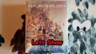 Lets Show Kingdom Hearts Trinity Master Pieces ( PS2 ) - Deutsch