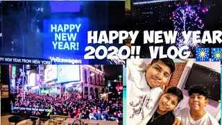 HAPPY NEW YEAR 2020 VLOG