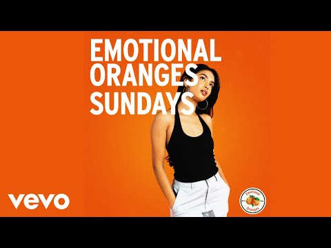 Emotional Oranges - Sundays (Audio)
