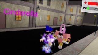 Jojos Bizarre Adventure Roblox   Cinderella