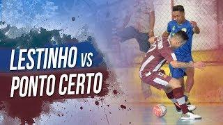 Lestinho FC x Ponto Certo FS - Final Super Copa UCFA 2018 (Ouro)