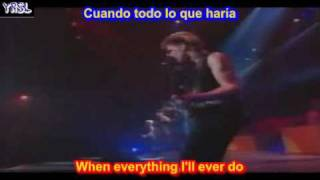 Roxette - the look ( SUBTITULADA ESPAÑOL INGLES )