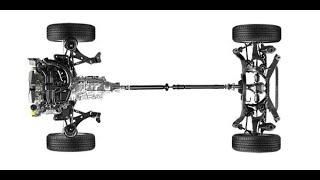 Полный привод Subaru: какие виды бывают