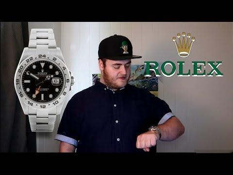 Hvorfor kjøpte jeg en Rolex?