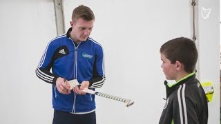 VIDEO: Joe Canning at the Ploughing Championship