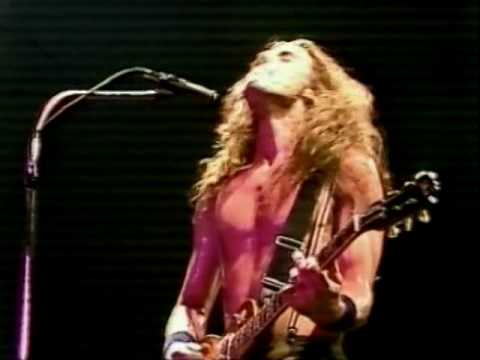 Ted Nugent Live Boulogne 1981 - MKV - by. norDGhost