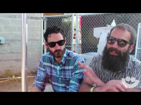 Backstage with Capital Cities | #SFLive