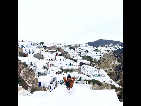 Greek Adventure: Athens + Santorini