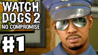 Watch Dogs 2: No Compromise DLC - Gameplay Walkthrough Part 1 - Moscow Gambit! (PS4 Pro)