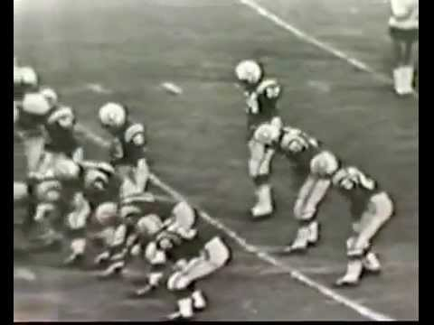 1960 Colts vs. 49ers