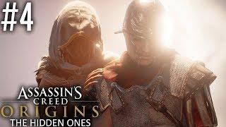 AYA KOMT ONS REDDEN! - Assassins Creed: Origins THE HIDDEN ONES DLC #4