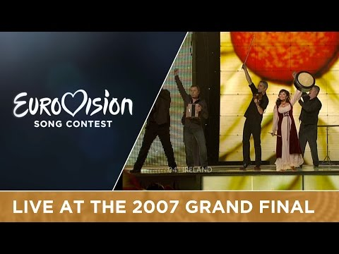 Dervish - They Can't Stop The Spring (Ireland) live 2007 Eurovision Song Contest