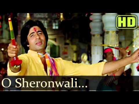 O Sheronwali .. Bollywood Devotional . Navratri. Song .. Suhaag