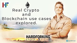 Real world use case of Crypto and Blockchain explored.