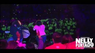 Nelly Furtado, Powerless (Say What You Want), Live @ We Day 2013 [HD]