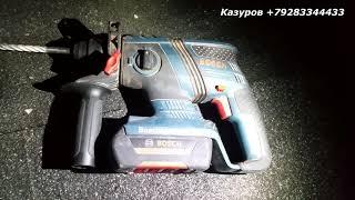 Аккумуляторный перфоратор Bosch GBH 36 V-LI Compact