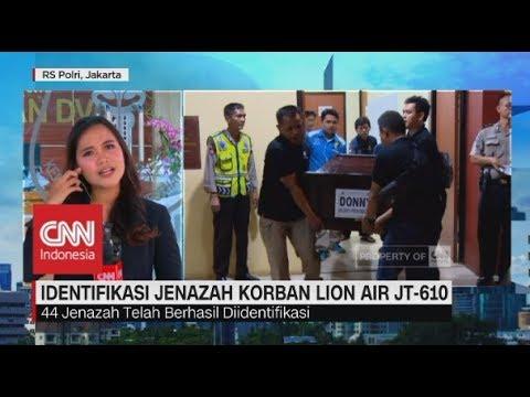 Perkembangan Identifikasi Jenazah Korban Lion Air, 44 Jenazah Teridentifikasi Mp3