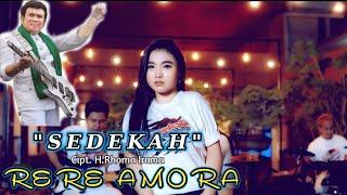 RERE AMORA - SEDEKAH (H.Rhoma Irama)   Cover Dangdut Original Manahadap studio