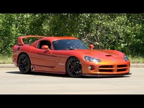 136198 / 2006 Dodge Viper SRT-10