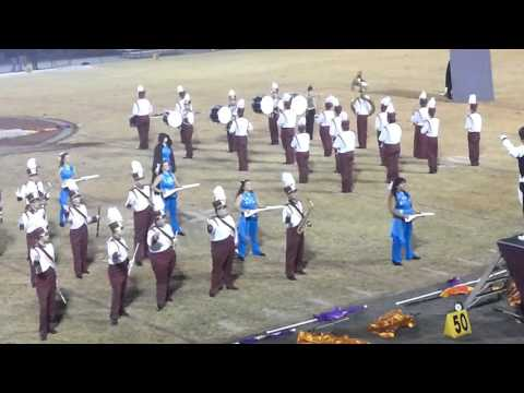 Happy Valley High School Marching Band (10/23/15)