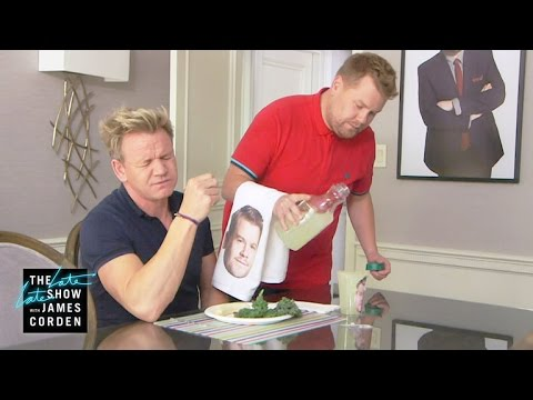 Hotel Hell: Gordon Ramsay Visits James Corden