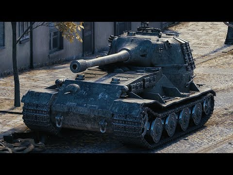 World of Tanks VK 72.01 (K) - 4 Kills 11,4K Damage thumbnail