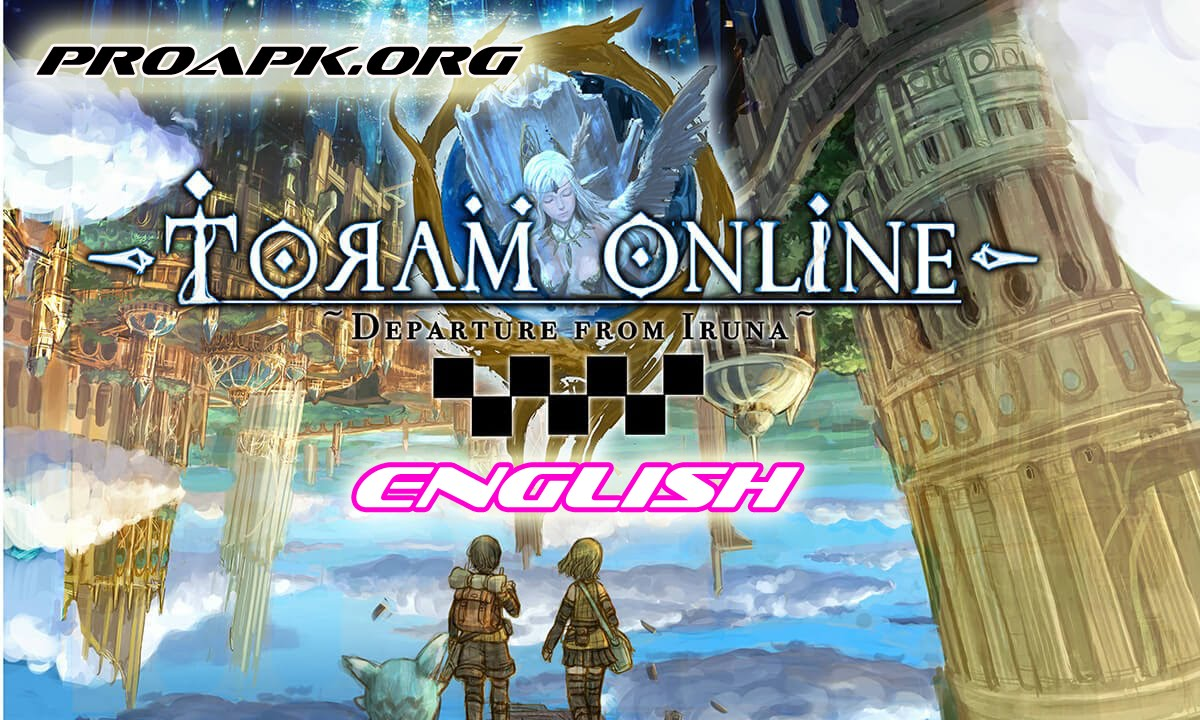 RPG Toram Online English Gameplay IOS / Android
