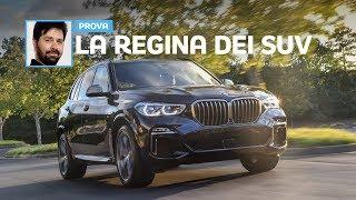 """Nuova BMW X5, lusso e spazio a volontà per il """"top SUV"""" bavarese"""