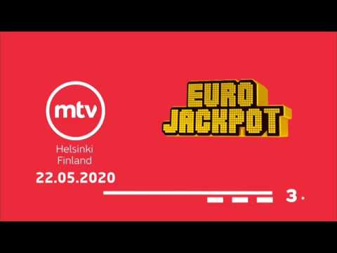 Eurojackpot Trekking 22/05/2020