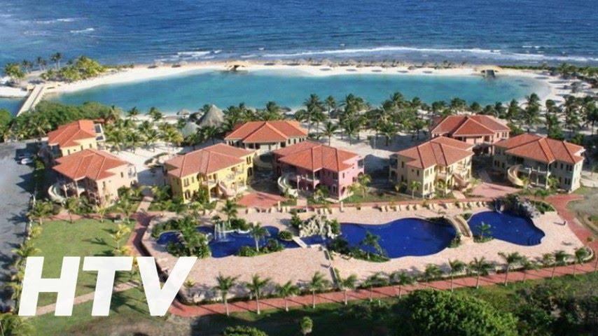 Parrot Tree Beach Resort Hotel En First Ht Honduras