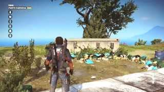Just Cause 3 - Porto Darsena Puzzle Solution & Wormhole Easter Egg