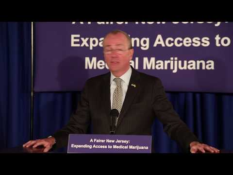 Gov. Phil Murphy orders a review of medical marijuana Mp3