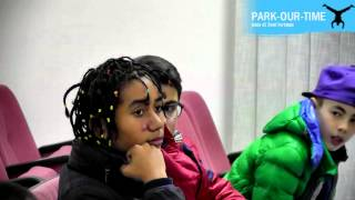 #4 Corso Parkour Sant'Antioco: Sperimentare per crescere