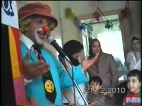 جمعية بن جلول - حفلة للأطفال مع المهرج 04