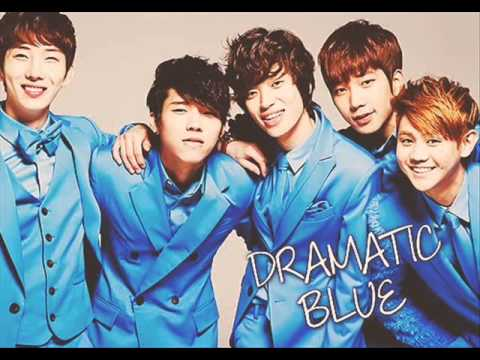 [AUDIO] Dramatic Blue - 눈물나게 아름다운 Tearfully Beautiful (MP3 download link)