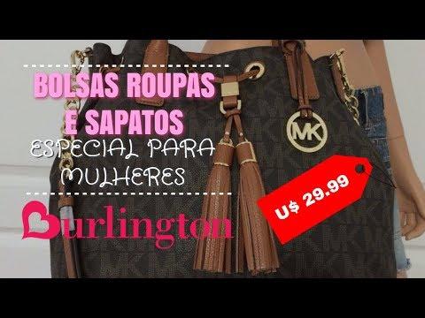 PREÇOS LOJA BURLINGTON NOS EUA ESPECIAL PARA MULHERES