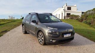 Citroën C4 Cactus Test Drive