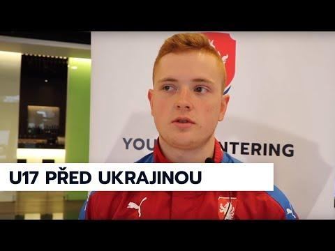 Česká U17 touží po vítězné rozlučce proti Ukrajině