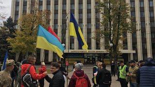 Віче на всіх Майданах. Дніпро. 06.10
