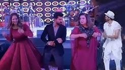 Hrithik Roshan DHEEME DHEEME And Ghungroo Song Dance With Kartik Aaryan | Ram Charan, Farah & Sania