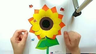 Видео-урок для детей 4-8 лет