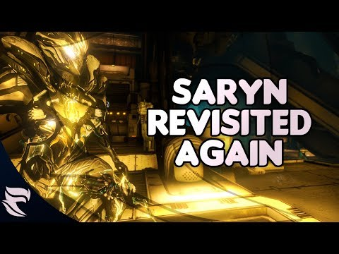 Warframe: Saryn Prime Revisited Again!