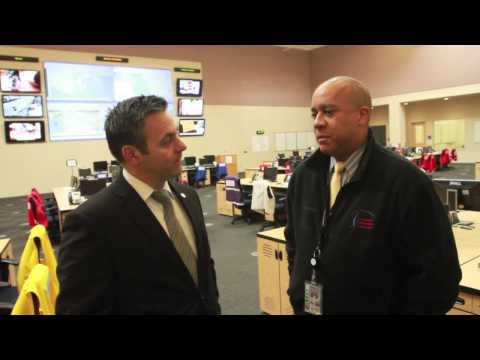 Los Angeles Emergency Operations Center Tour