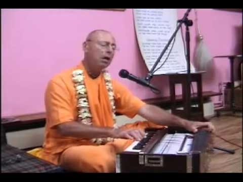 Gouranga bolite habe - Bhajan by Sivarama Swami