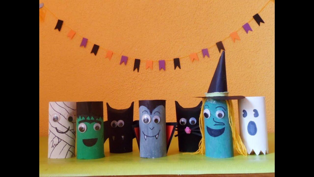 Manualidades infantiles c mo crear una marioneta diy para - Manualidades halloween faciles para ninos ...