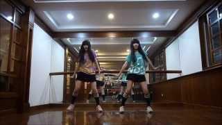 Red Velvet - Dumb Dumb by Sandy&Mandy dance cover